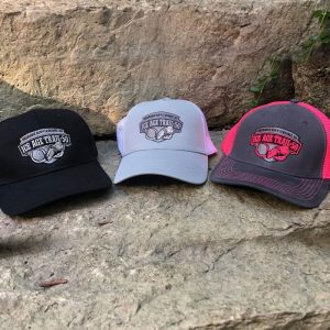 ice age trail 50 truckers hats